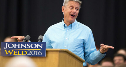 Gary Johnson's Aleppo gaffe: Does foreign policy experience matter?