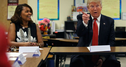 Trump's $20 billion school choice proposal for inner-city students
