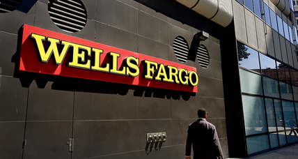 Feds levy $185 million fine on Wells Fargo, send message to entire industry