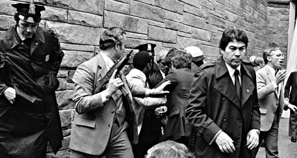 John Hinckley Jr.: How Reagan assassination attempt changed gun control