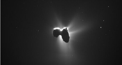 Rosetta probe to end mission by smacking into its comet