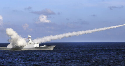 Week of war games begin in the South China Sea
