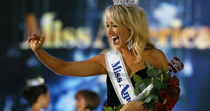What does Miss America want from a candidate? Spirit of compromise