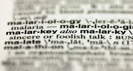 Why the Oxford English Dictionary's newest words are more than just slang