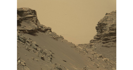 Mars looks surprisingly like the US West in spectacular new photos