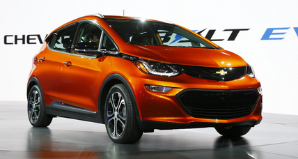 Is the electric Chevy Bolt gaining on Tesla?