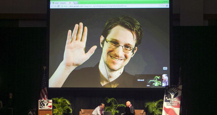 Could Oliver Stone's Edward Snowden biopic result in a presidential pardon?