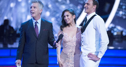 Ryan Lochte on 'Dancing with the Stars': A path to forgiveness?