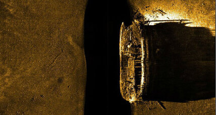 Lost for 168 years, doomed Northwest Passage ship disovered
