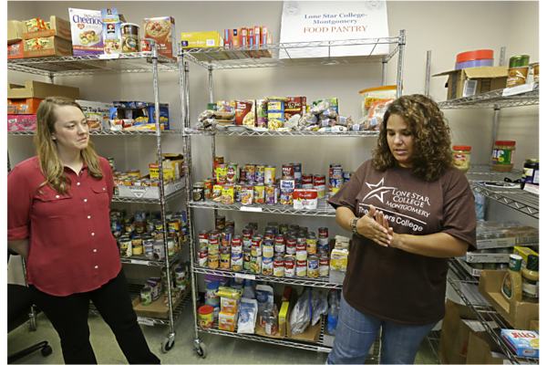 College Food Pantry Ideas