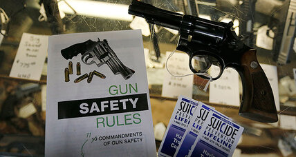 Should pediatricians ask parents about guns at home?