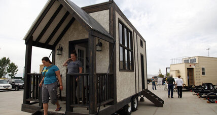 How do you finance a tiny house?