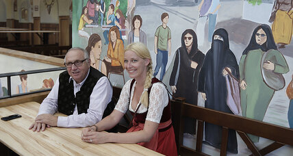 Should the Muslim veil be verboten? Germany debates.