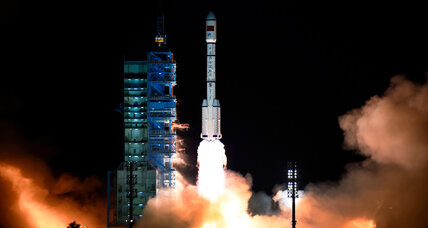 China launches first 'cold' atomic clock aboard second space station