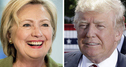 Trump's and Clinton's favorable ratings are awful. Here's why.