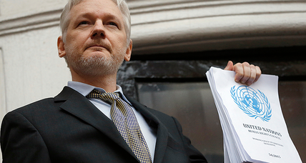 Swedish court upholds arrest warrant for Julian Assange