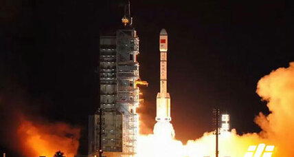 China launches its second space station