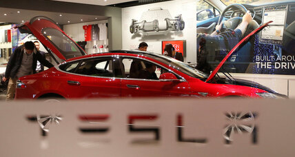 Tesla Model S holds its value better than most cars