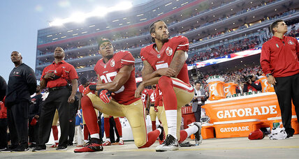 Why some in the US military support Colin Kaepernick (+video)