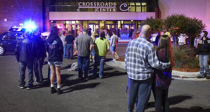Islamic State says Minnesota mall stabbing carried out by 'soldier'