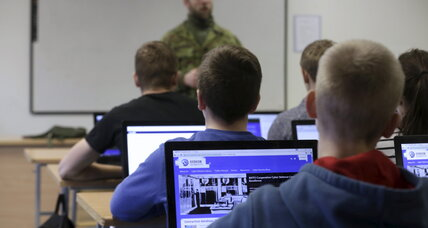From Estonia, lessons for the Age of Cyberwar
