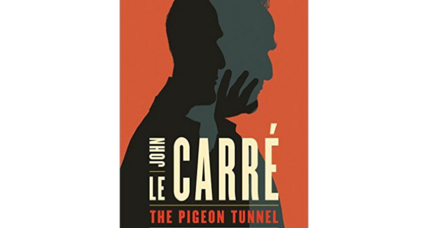 'The Pigeon Tunnel' pulls together captivating reminiscences from the remarkable life of John le Carré