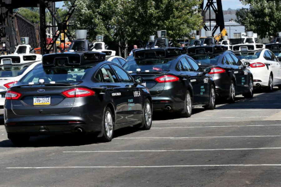 Federal Government Releases Guidelines For Self Driving Vehicles