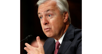 What is Congress learning from Wells Fargo CEO John Stumpf?