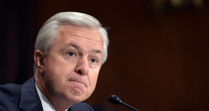 Why senators aren't buying Wells Fargo chief's apologies