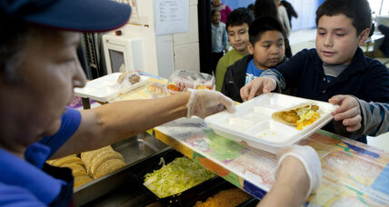 Should schools feed students whose parents haven't paid for lunch?
