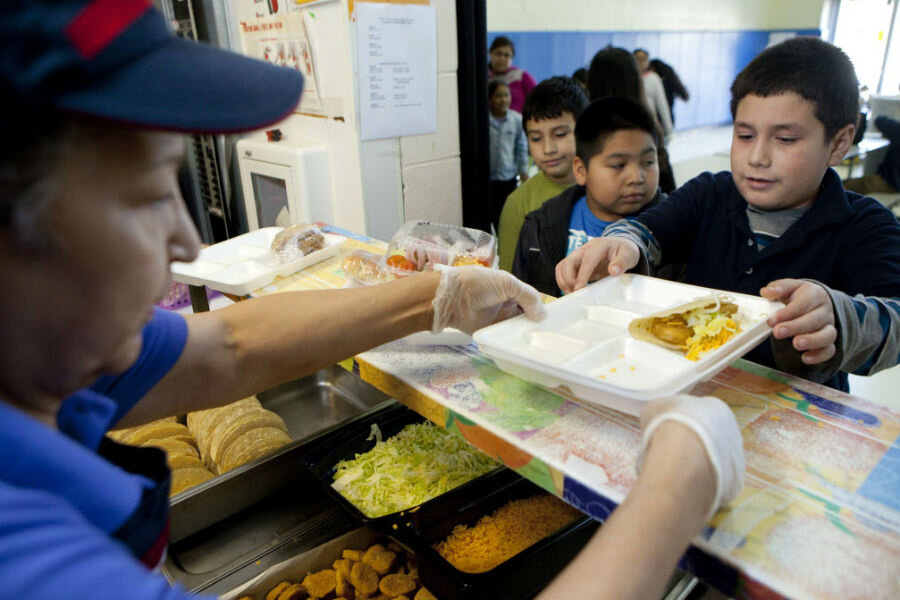 Should schools feed students whose parents haven t paid
