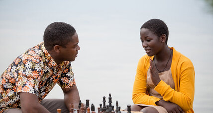 'Queen of Katwe' star David Oyelowo calls the film a 'life-affirming African story'