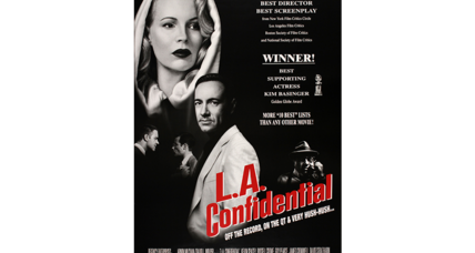 Director Curtis Hanson won over audiences, critics with noir 'L.A. Confidential'