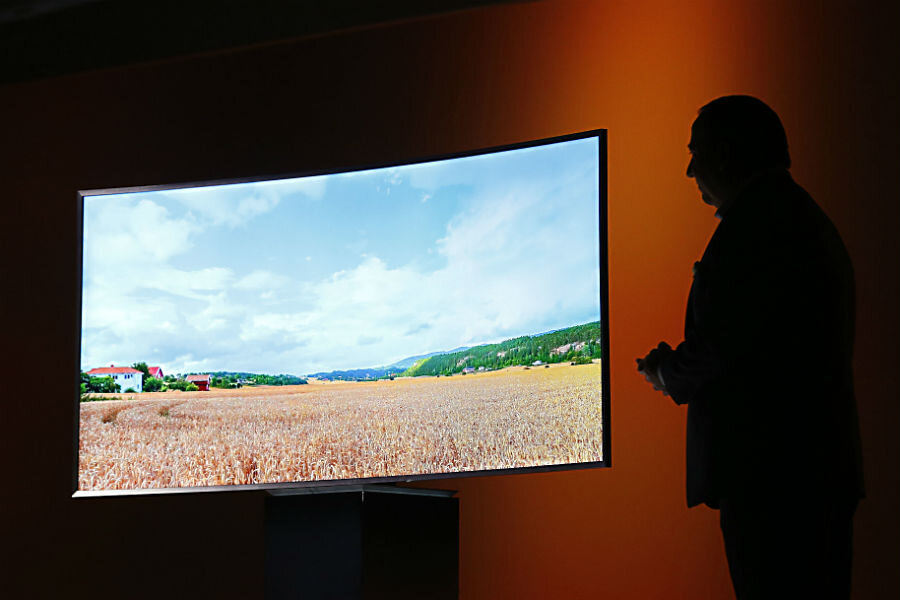 Is your flat-screen TV gulping more electricity than advertised