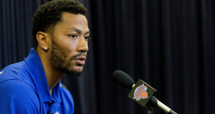 Derrick Rose's accuser must be named, judge rules. Is that fair?