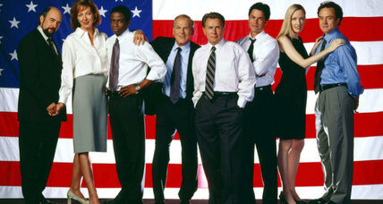 'West Wing' cast stumps for Hillary – but do celebrities actually help?