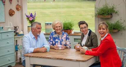 Judge leaves 'Great British Bake Off': What's behind the show's appeal?