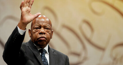 Civil rights leader Rep. John Lewis calls for more federal election observers