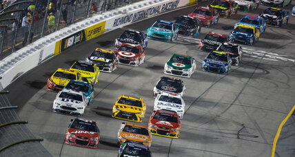 NASCAR hit with $500 million lawsuit for racial discrimination