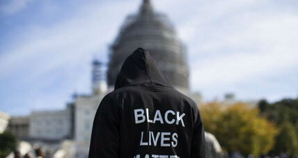 What does 'black-on-black crime' actually mean?