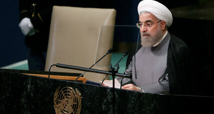 Remarkably unremarkable: Rouhani's UN visit sign of new US-Iran normal?