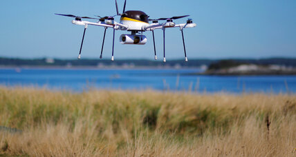 How drones could transform lives for those who need help in remote areas