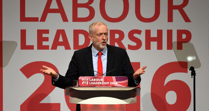 Is Jeremy Corbyn the Bernie Sanders of British politics?