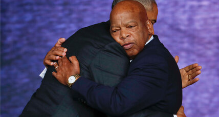 John Lewis: New Smithsonian museum is 'a dream come true'