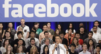 Can Facebook's campaign push users to the polls?