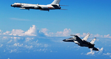 Japan scrambles fighter jets as China gets too close