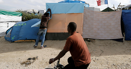 France set to dismantle migrant camp in Calais, as political pressure mounts