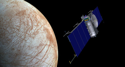 Why NASA is so interested in Jupiter's frozen moon