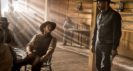 Big opening for 'The Magnificent Seven' shows westerns can still gallop