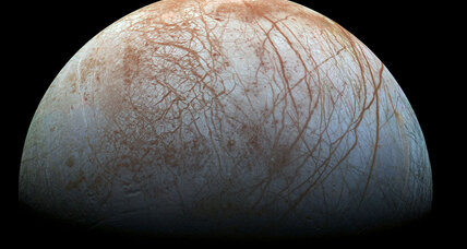 Why scientists are so thrilled by the icy geysers on Europa